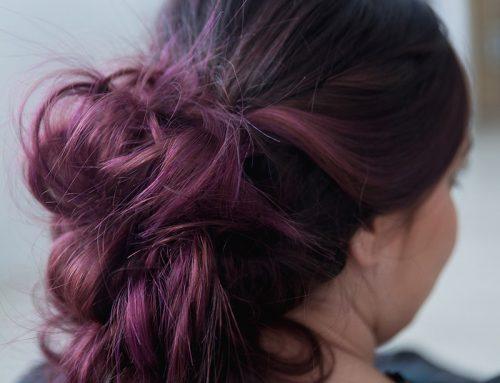 Bailey's Workshop Purple Hair