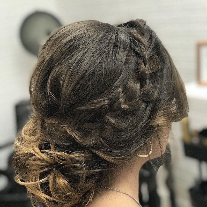 Brides Hair And Makeup